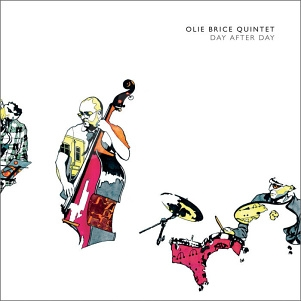 CD Olie Brice Quintet – Day After Day