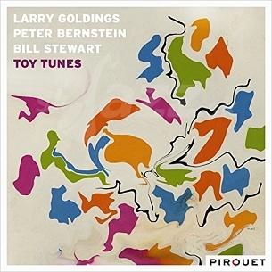 CD Larry Goldings - Peter Bernstein - Bill Stewart: Toy Tunes