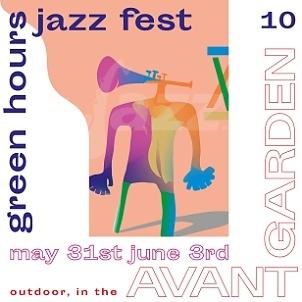 Bukurešť – Green Hours Jazz Fest 2018 !!!