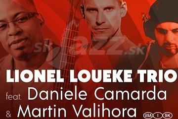 Lionel Loueke poteší milovníkov kvalitnej hudby vBanskej Štiavnici avBratislave !!!