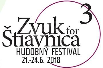 Dnes začína 3. Zvuk for Štiavnica 2018 !!!