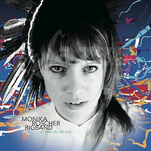 CD Monika Roscher Bigband – Of Monsters and Birds