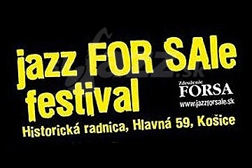 KE: Jazz For Sale - 2.sobota !!!