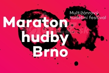 Maraton hudby Brno 2018 - Jazz !!!