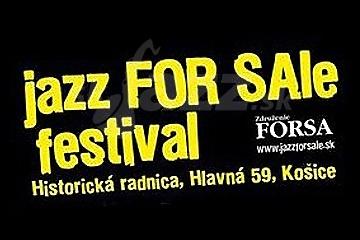 KE: Jazz For Sale - 3.sobota !!!
